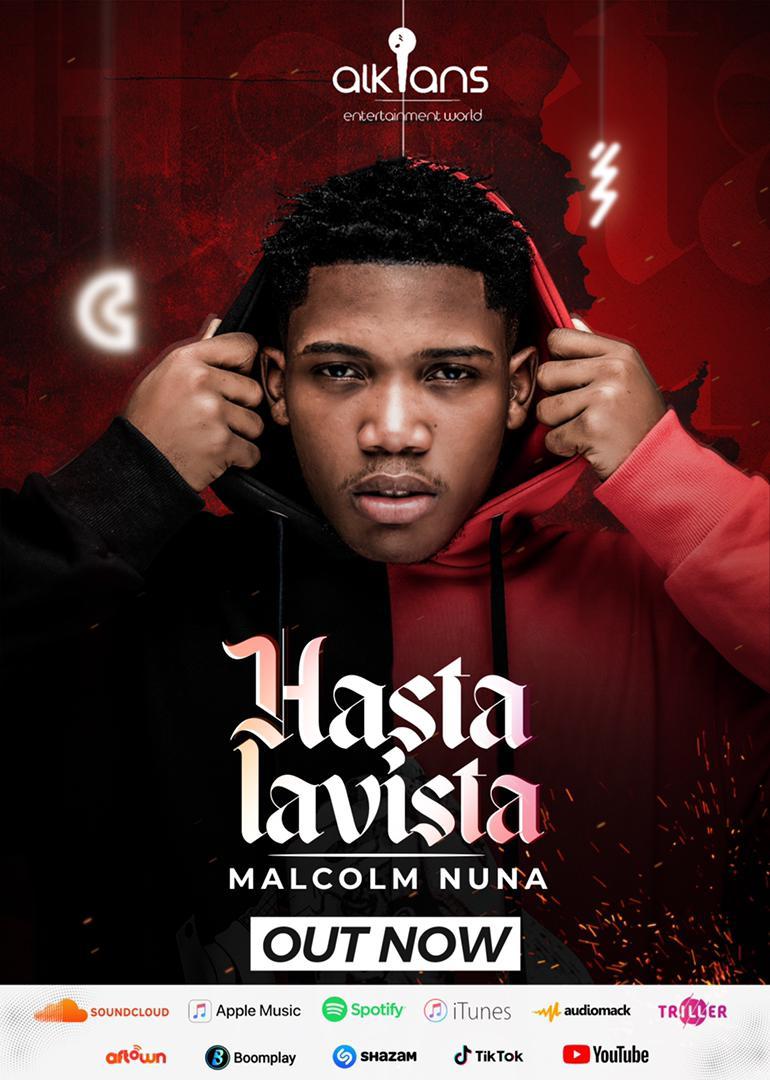 Malcolm Nuna Set To Release Star-studded Debut Album – Hasta Lavista