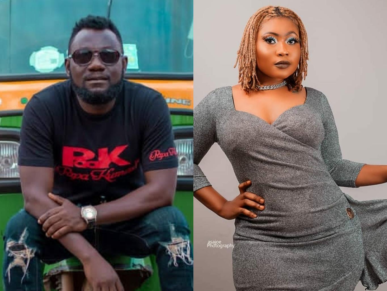 Dufie Breaks Silence, Narrates Breakup with Papa Kumasi
