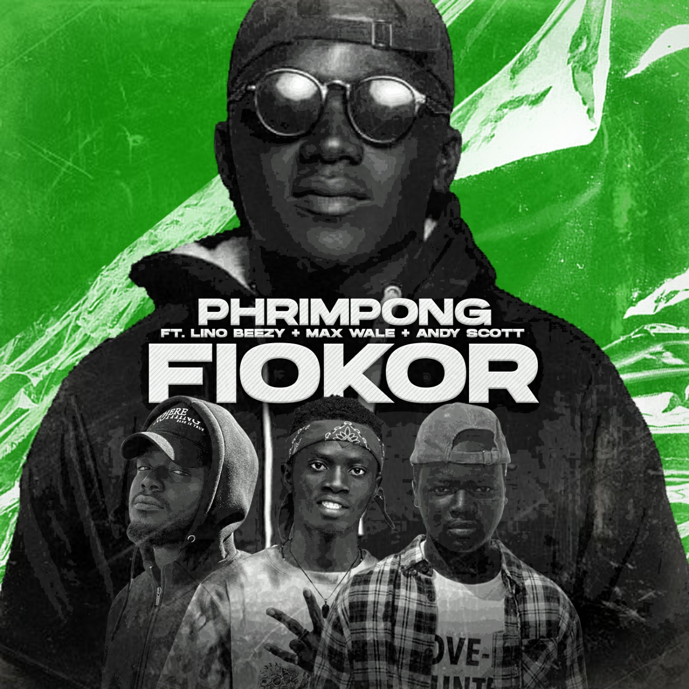 """New Music: Phrimpong – """"Fiokor"""" feat. Max Wale, Andy Scott & Lino Beezy"""